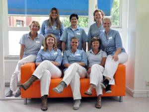 CBT Noordwijk team